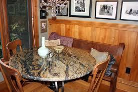 Exellent Granite Kitchen Tables Wooden Table Set Black Chair On - Granite kitchen table