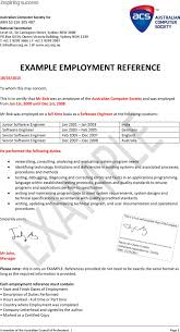 download employment reference letter for visa application for free