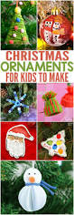 christmas ornaments for kids to make christmas ornament