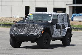 first jeep wrangler 2018 jeep wrangler interior spied for first time autoguide com news