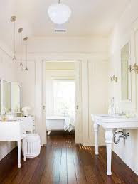 Hardwood Floors In Bathroom Beaded Board Bathrooms Bead Board Walls Barn Wood Floors And