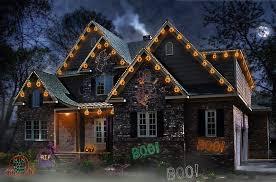 outdoor halloween lighting ideas 5 halloween outdoor decorations