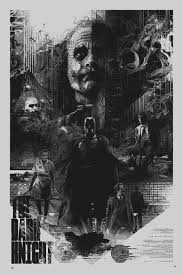 stunning poster art for christopher nolan u0027s dark knight trilogy