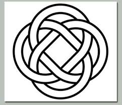 best 25 celtic knots ideas on celtic knots drawing