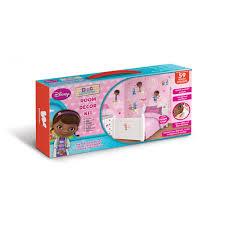 disney doc mc stuffins 59 walltastic stickers great kidsbedrooms