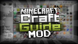 Minecraft Crafting Table Guide Craftguide Mod 1 7 10 Crafting Guide Recipe Book 9minecraft Net