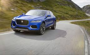 jaguar cars 2016 jaguar gives new suv a name f pace