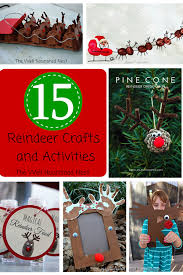 Kids Reindeer Crafts - reindeer roundup 15 reindeer crafts and activities for kids