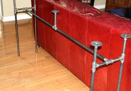 pipe table legs kit pipe table position the legs on the seat pipe coffee table kit