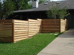 Backyard Fences Ideas Temporary Privacy Fence Ideas Home U0026 Gardens Geek