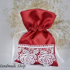 Wedding Gift Bags Wedding Favor Bag Baby Shower Favor From Teomil On Etsy
