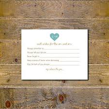 advice cards for and groom advice cards for wedding bridal shower advice cards