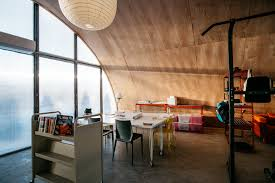 quonset hut house floor plans true north a community of quonset huts rises off of grand river