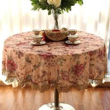 Buy Table Linens Cheap - round dining table cloth u2013 zagons co
