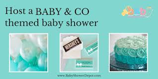 Blue Baby Shower Decorations Tiffany Blue Baby Shower Baby Shower Depot