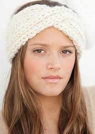 really easy beginner pattern for knitting a headband only uses