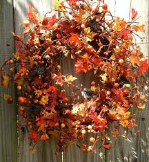 fall wreaths pictures of fall wreaths images of mesh fall wreaths sumoglove