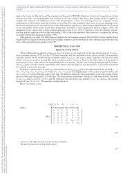 validation of time domain prediction of motion sea load and hull