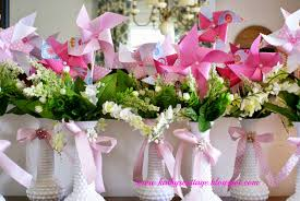 Centerpieces For Bridal Shower by Kathys Cottage Budget Wedding And Bridal Shower Centerpieces