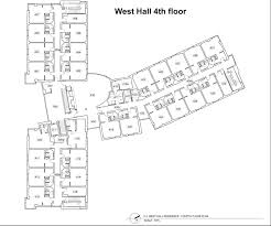 Dorm Floor Plans by Floor Plans And Rooms Olin College