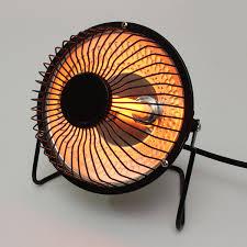 chauffage bureau mini 250w chauffage électrique chauffe bureau hiver plus