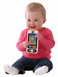 amazon com vtech touch u0026 swipe baby phone frustration free
