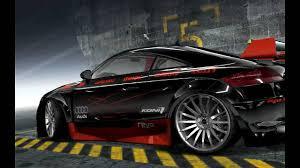 audi custom cars need for speed prostreet customized cars audi tt 3 2 quattro