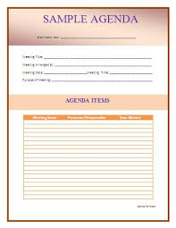 header templates for word enchanting template word sle for general agenda with shiny