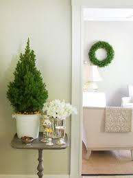 entryway decorations ways to decorate living room for christmas idea para decorar una