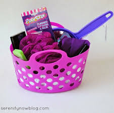 Makeup Gift Baskets Serenity Now Gift Basket Birthday Present Plus Theme Ideas For