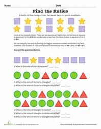 ratios and proportions worksheets 7th grade free worksheets
