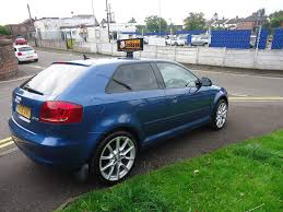audi a3 hatchback some service history face lift 1 9 tdi se 3dr12