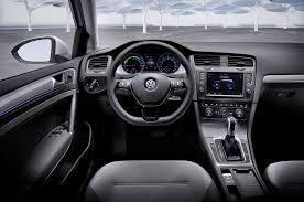 volkswagen golf 2017 interior 2015 volkswagen e golf image 3