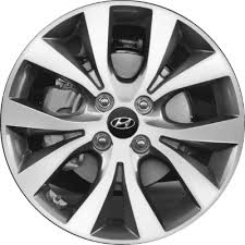 hyundai accent 2001 tire size hyundai accent wheels rims wheel stock oem replacement