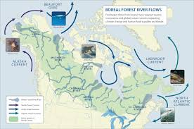 Us Canada Map Test Your Geography Knowledge Canadian Rivers Lizard Point Rivers