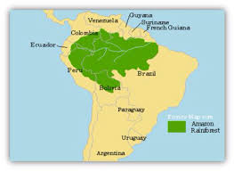 Peru On Map South America Physical Geography By Brendan Carrera