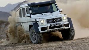 mercedes pickup truck mercedes benz prices the 2015 g63 amg 6x6 pickup for europe autoweek