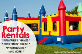 party rentals cleveland ohio birthday party planning guide