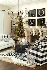 3362 best images about it s beginning to look a lot like christmas black and white living room decorated for the holidays