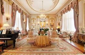inside trumps penthouse a look inside joan rivers opulent nyc penthouse with central park