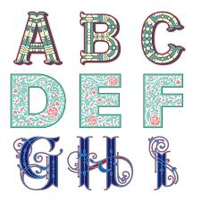cricut cartridge home decor monogram motifs home décor everyday cartridges u0026 images