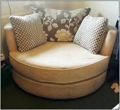 Swivel Sofas For Living Room Cuddle Swivel Sofa Modern Curved Chair Living Room