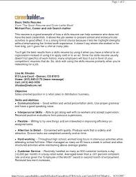 resume ideas for customer service good skills on resume lovely design good skills for a resume to