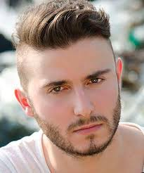 mens hairstyles for chubby face best hairstyles for a round face