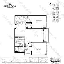 beach club hallandale floor plans yacht club at portofino unit 209 condo for sale in south beach