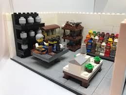 Lego Office Dr Ford U0027s Office A Westworld Lego Moc Album On Imgur