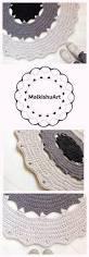 Crochet Tshirt Rug Pattern 228 Best Malkishuart Crochet Mostly With T Shirt Yarn Images