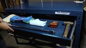 mastercraft 1 drawer workbench 48 in canadian tire