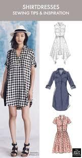 design pattern of dress 154 best shirtdress patterns images on pinterest shirt dress
