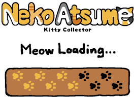 Loading Meme - english loading screen neko atsume know your meme